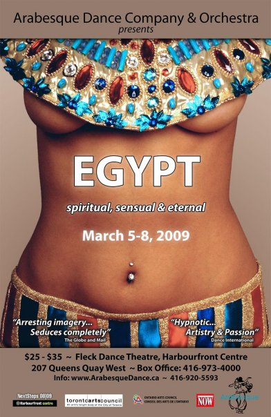 Idea and Ancient egyptian dancers can suggest