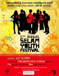 saba, rumbi, jaivah at selam youth festival