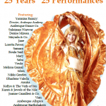 Arabesque 25 Years Anniversary