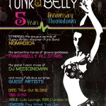Funkabelly - 5th Year Anniversary Throwdown